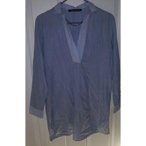 Soft comfy zara woman blouse